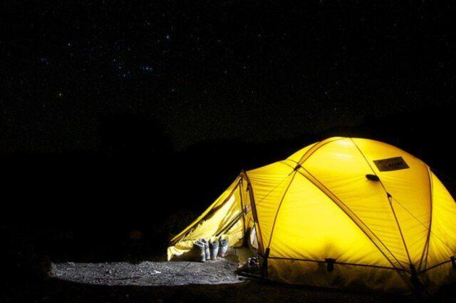 Co zabrać na camping?